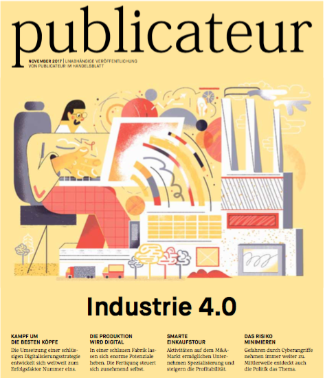 Industry 4.0 Digital Output